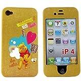 【iPhone4S 対応】日本未発売  iPhone4 USAディズニー オフィシャル ハード くまのプーさん ウッディー