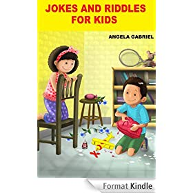 Jokes and Riddles for kids (English Edition)