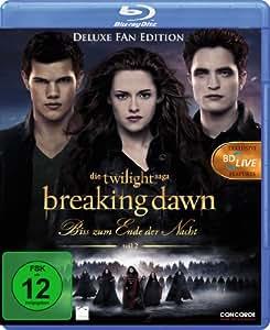 Breaking Dawn - Bis(s) zum Ende der Nacht - Teil 2 (Fan Edition) [Blu-ray] [Deluxe Edition] [Deluxe Edition]