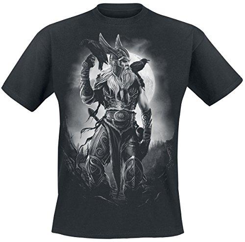 Toxic Angel Odin T-Shirt nero L