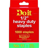 Do it Best Global Sourcing 347574 Do it No. 11 Staples-1/2