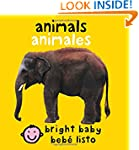Bilingual Bright Baby Animals (Spanis...