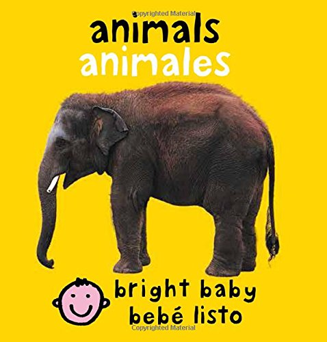 Animals: Animales (Bright Baby) (English and Spanish Edition) (Baby Books Canada compare prices)