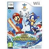 Mario & Sonic aux Jeux Olympiques d'hiver de Vancouver 2010par Sega