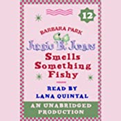 Junie B. Jones Smells Something Fishy, Book 12 | Barbara Park