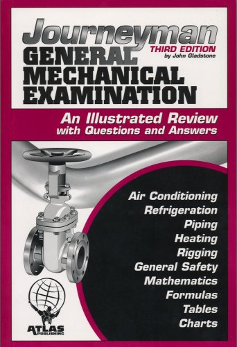 Journeyman General Mechanical Exam - Exam Study Guide - Atlas Publishing - WM-440-4115-07 - ISBN: 1933345306 - ISBN-13: 9781933345307