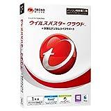 トレンドマイクロ ウイルスバスター クラウド + 保険&デジタルライフサポート 1年版 パソコン同時購入用 【Win/Mac版】(CD-ROM) ウイルスバスタホケ1Yド2014HC