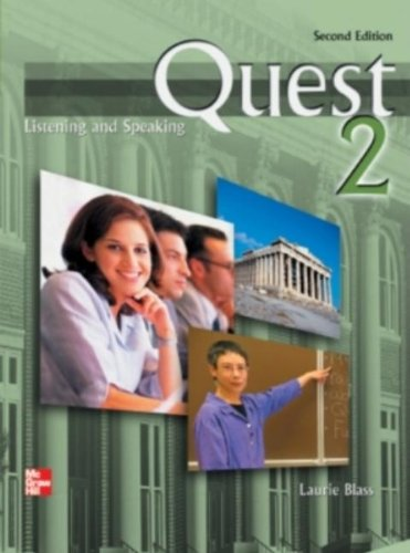 Quest 2 Listening and Speaking Student Book with Audio...