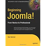 Beginning Joomla!: From Novice to Professional (Paperback)By Dan Rahmel        Buy new: $44.99109 used and new from $0.01    Customer Rating: