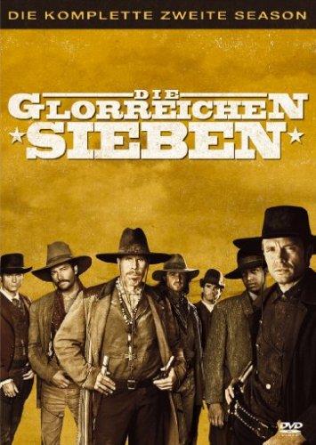 Die Glorreichen Sieben - Die komplette zweite Season [4 DVDs]