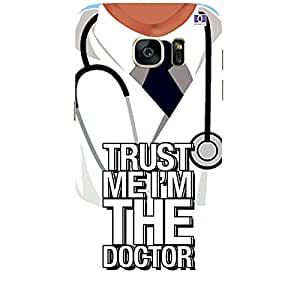 Trust Me I'm The Doctor - Mobile Back Case Cover For Samsung Galaxy Note 7