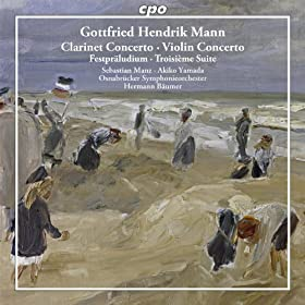 Clarinet Concerto in C minor, Op. 90: II. Intermezzo, Andante tranquillo e cantabile