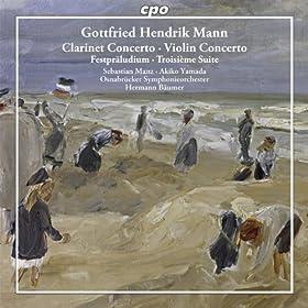Violin Concerto in D minor, Op. 101: I. Maestoso, Allegro vigoroso