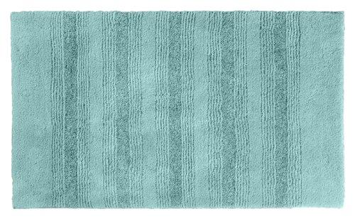 Garland Rug Essence Nylon Washable Rug, 24-Inch By 40-Inch, Seafoam front-773315
