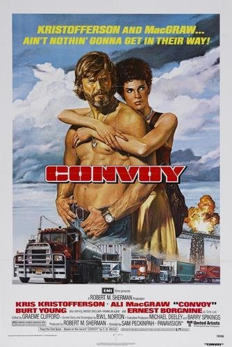 Convoy Movie Poster 11x17 Master Print