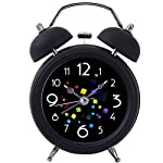 Twin Bell Alarm Clock,Drillpro 4