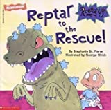 Reptar to the Rescue! (Nickelodeon Rugrats)