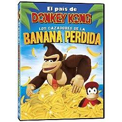 Pais De Donkey Kong: Cazadores De La Banana