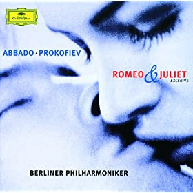 Prokofiev: Romeo and Juliet, Ballet Suite, Op.64a, No.2 - 5. Romeo and Juliet Before Parting