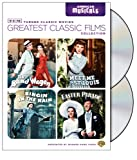 51dqCkm6IDL. SL160  TCM Greatest Classic Films Collection: American Musicals (The Band Wagon / Meet Me in St. Louis / Singin in the Rain / Easter Parade)