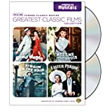 TCM Greatest Classic Films Collection: American Musicals (The Band Wagon / Meet Me in St. Louis / Singin' in the Rain / Easter Parade)by Fred Astaire