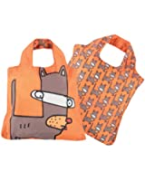 Envirosax Eco-Friendly Kids Reusable Shopping Bag - Rusty