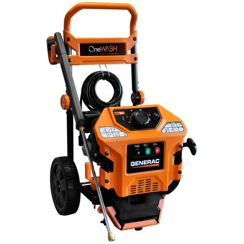 Factory-Reconditioned Generac 6321R Onewash 3,100 PSI 2.8 GPM Gas Pressure Washer (Generac Pressure Washer Gas Tank compare prices)