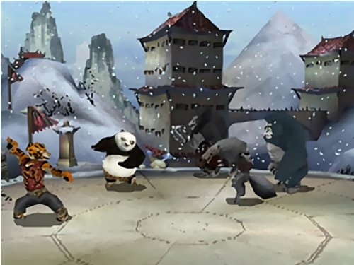Kung Fu Panda 2 screenshot
