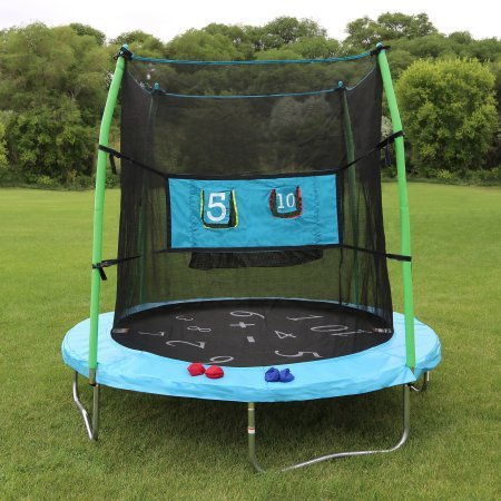 Skywalker 7 5 Trampoline With Enclosure Combo And Bonus