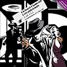 Richard Diamond - Privatdetektiv (Folge 1 und 2) Hörspiel von Blake Edwards Gesprochen von: Tobias Kluckert, Detlef Bierstedt, Ranja Bonalana