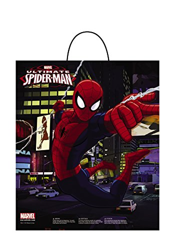 Ultimate Spider-Man Treat Bag
