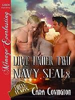 Love Under Two Navy SEALs [Lusty, Texas 6] (Siren Publishing Menage Everlasting)