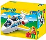 Playmobil 1.2.3 6780 Personal Jet