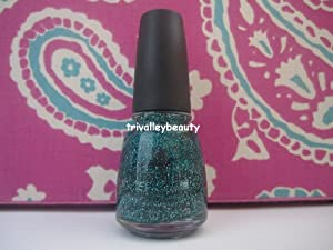 China Glaze Nail Polish, Atlantis, 0.5 Fluid Ounce