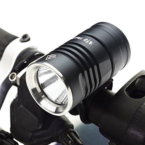 ThorFire BL01 LED Waterproof Bike Headlight Set with 5 LED ...