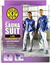 Gold's Gym Sauna Suit Fits Waist Size…