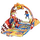Lamaze Pyramid Play House Gymby Learning Curve