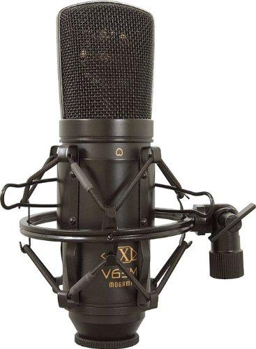 MXL V63M Condenser Studio Microphone  Shockmount