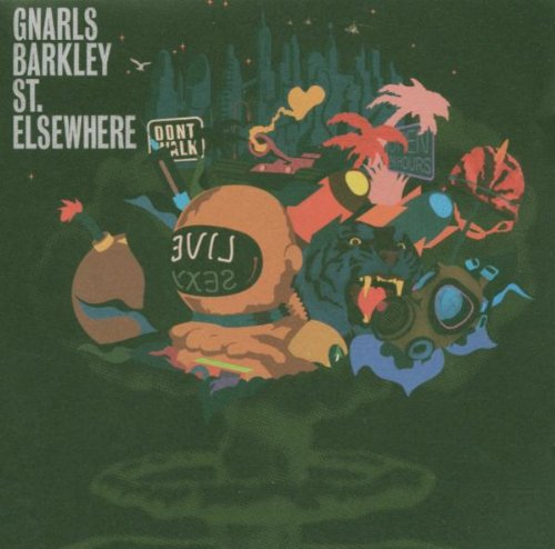 Language In 45 And 47 Stella Street: Gnarls Barkley CD Covers