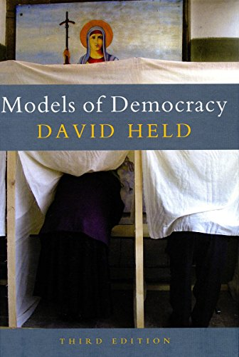 Models of Democracy, 3rd Edition