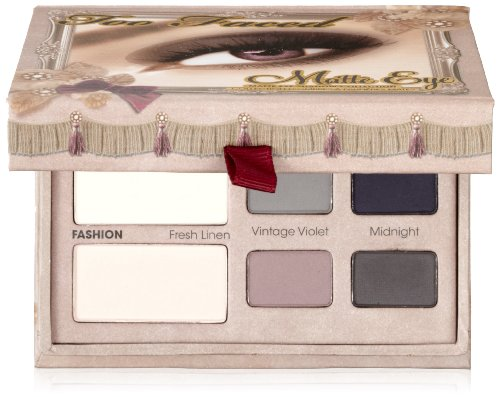 Too Faced Matte Eye Collection, 0.39 Ounce Picture