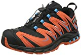 [サロモン] SALOMON トレッキングシューズ XA PRO 3D GTX L37833100 BLACK / TOMATO RED / BLUE LINE (BLACK / TOMATO RED / BLUE LINE/26)