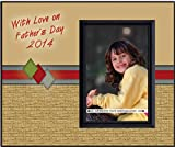 Fathers Day 2014 Diamond - Picture Frame Gift