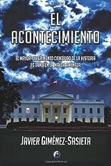 El Acontecimiento de Javier Giménez Sasieta, Edición en Español