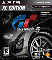 PS3 Gran Turismo 5 XL Edition from Sony Computer Entertainment