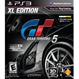 PS3 Gran Turismo 5 XL Edition by Sony Computer Entertainment - PlayStation 3 - SRB Rating: Everyone