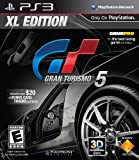 PS3 Gran Turismo 5 XL Edition