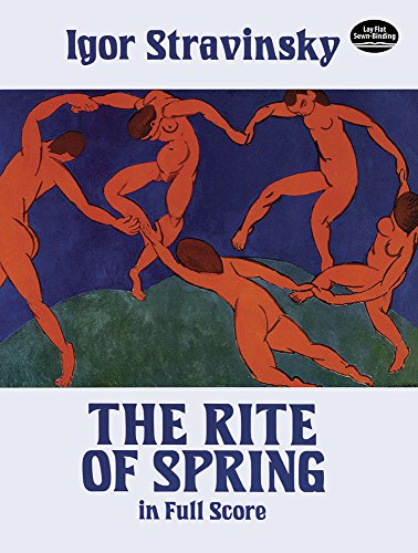 The Rite of Spring in Full Score (Dover Music Scores)