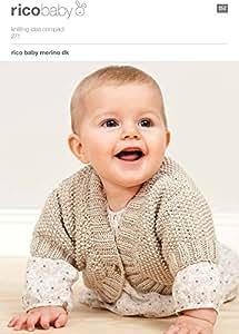 Amazon.com: Boleros in Rico Baby Merino DK - 271