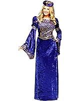 Fun World Medieval Renaissance Maiden Adult Costume
